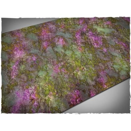 44in x 90in, Xenos Jungle Theme Cloth Games Mat
