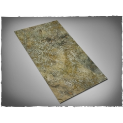 44in x 30in, Urban Wasteland Theme Cloth Games Mat