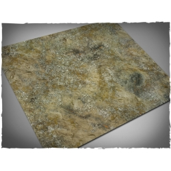 44in x 60in, Urban Wasteland Theme Cloth Games Mat