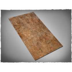 44in x 30in, Badlands Theme PVC Games Mat