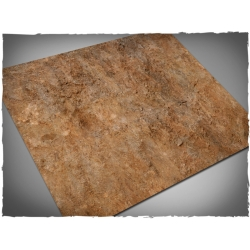 44in x 60in, Badlands Theme Mousepad Games Mat