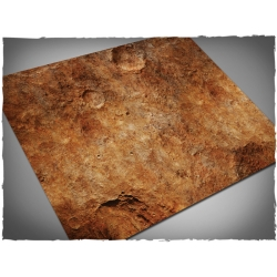 44in x 60in, Red Planet Theme Mousepad Games Mat