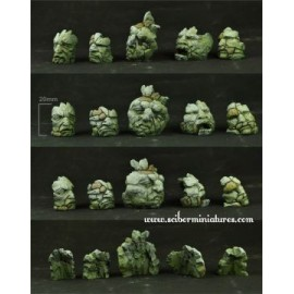 Stone Heads Basing Kit Version 2