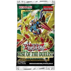 Yu-Gi-Oh TCG: Rise of the Duelist Booster