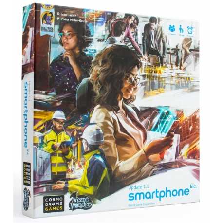 Smartphone Inc Update 1.1 Expansion