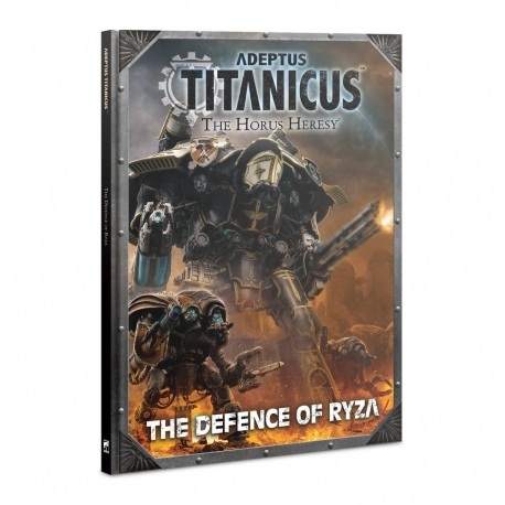 Adeptus Titanicus: The Defence of Ryza - English