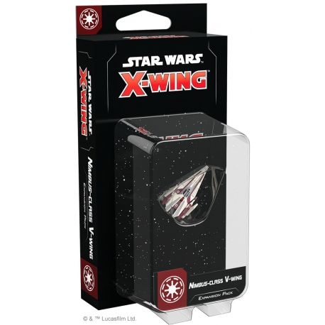 Star Wars X-Wing: Nimbus-class V-wing Expansion Pack