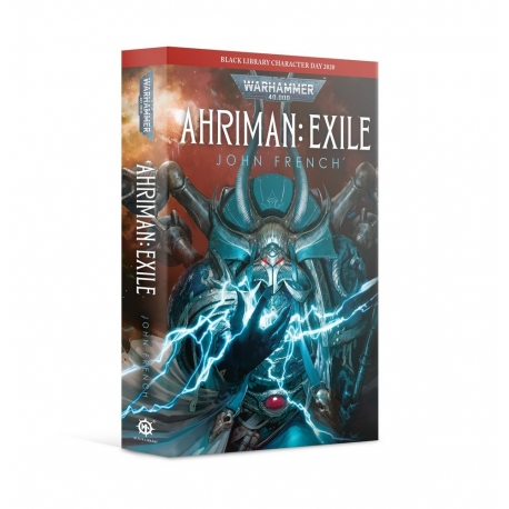 Ahriman: Exile Paperback