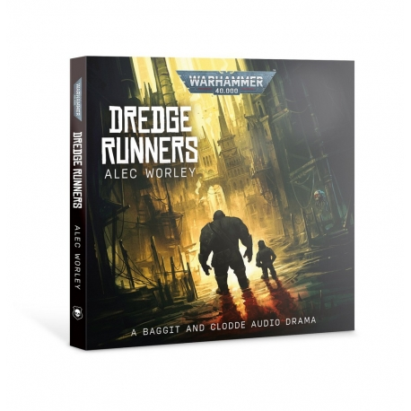 Dredge Runners Audiobook
