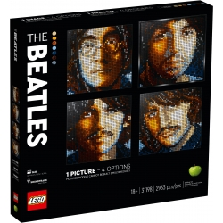 The Beatles LEGO® Art 31198