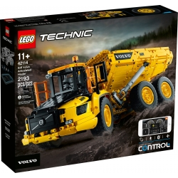 6x6 Volvo Articulated Hauler LEGO® Technic™ 42114