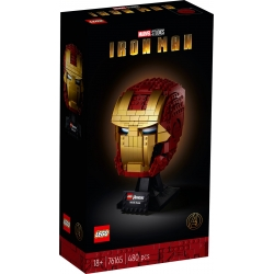 Iron Man Helmet LEGO® Marvel 76165