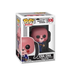 POP! Vinyl: Umbrella Academy: Cha Cha with Mask
