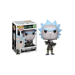 POP! Vinyl: Rick & Morty: Weaponized Rick