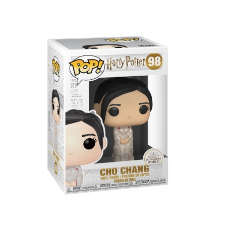 POP! Vinyl: Harry Potter: Yule Ball: Cho Chang
