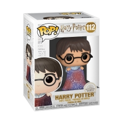 POP! Vinyl: Harry Potter: Harry with Invisibility Cloak