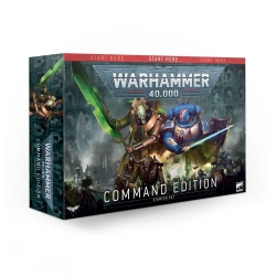 Warhammer 40,000: Command Edition Starter Set - English