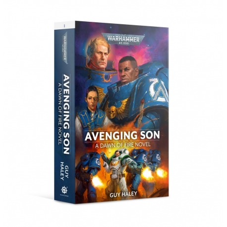 Dawn of Fire: Avenging Son Paperback