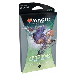 MTG: Zendikar Rising Black Theme Booster