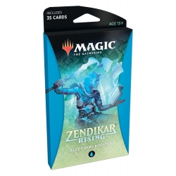 MTG: Zendikar Rising Blue Theme Booster