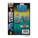 Beast and Mystique: Marvel Crisis Protocol