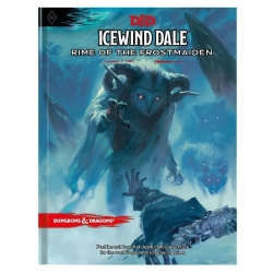 Dungeons & Dragons (DDN): Icewind Dale: Rime of the Frostmaiden HC
