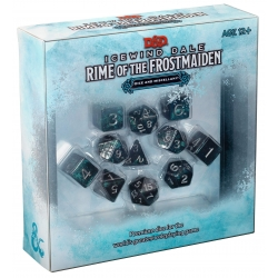 Icewind Dale: Rime of the Frostmaiden Dice Set: Dungeons & Dragons (DDN)