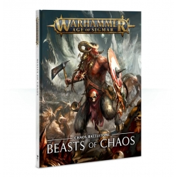 Battletome: Beasts of Chaos Hardback - French
