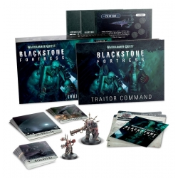 Blackstone Fortress: Traitor Command - Italian