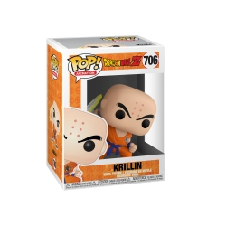 POP Animation: Dragonball Z - Krillin w/ Destructo Disc