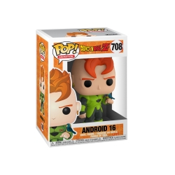 POP Animation: Dragonball Z - Android 16