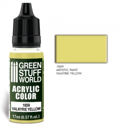 Acrylic Color Valkyrie Yellow