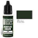 Acrylic Color Prussian Green
