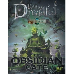 Penny Dreadful: The Obsidian Gate