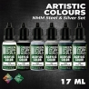 Paint Set - NMM Steel and Silver