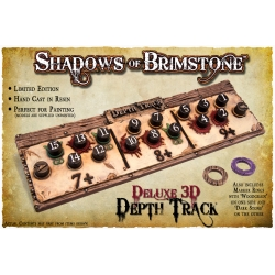 Shadows of Brimstone: Deluxe Depth Track
