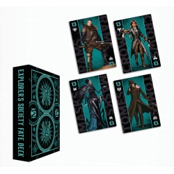 Explorer's Society Faction Fate Deck