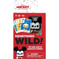 Something Wild! Card Game - Mickey Mouse and Friends