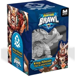 King Alistair The Scaled Tyrant: Super Fantasy Brawl Exp