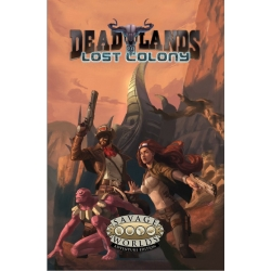 Deadlands: Lost Colony Boxed Set