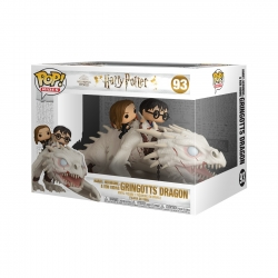 POP Ride: Harry Potter - Dragon with Harry, Ron, & Hermione