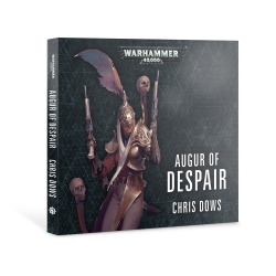 Blackstone Fortress: Augur of Despair Audiobook