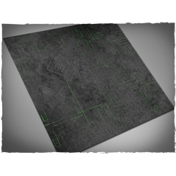 3ft x 3ft, Tomb World Theme PVC Games Mat