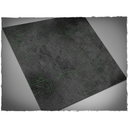 4ft x 4ft, Tomb World Theme Cloth Games Mat