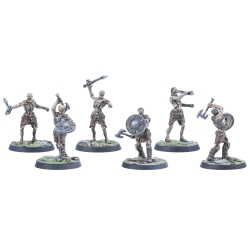 The Elder Scrolls: Call to Arms - Draugr Guardians Resin Expansion