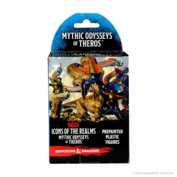 D&D Icons of the Realms Miniatures: Mythic Odysseys of Theros