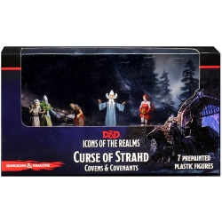 D&D Icons of the Realms: Curse of Strahd Covens & Covenants Premium Box Set