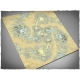 3ft x 3ft, Realm of Light Theme Cloth Games Mat