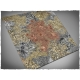 3ft x 3ft, Realm of Metal Theme Cloth Games Mat