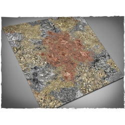3ft x 3ft, Realm of Metal Theme Mousepad Games Mat